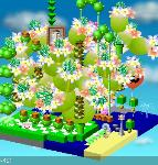 cinderellaさんの木
