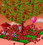 ねむりさんの木