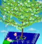 キャロットさんの木