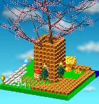 ジュジュさんの木