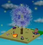 スライム・ヒロさんの木
