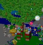 メガ魔神さんの木